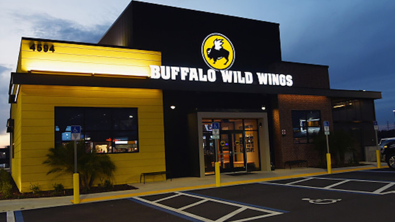 Buffalo Wild Wings wants to place a bet on sports gambling