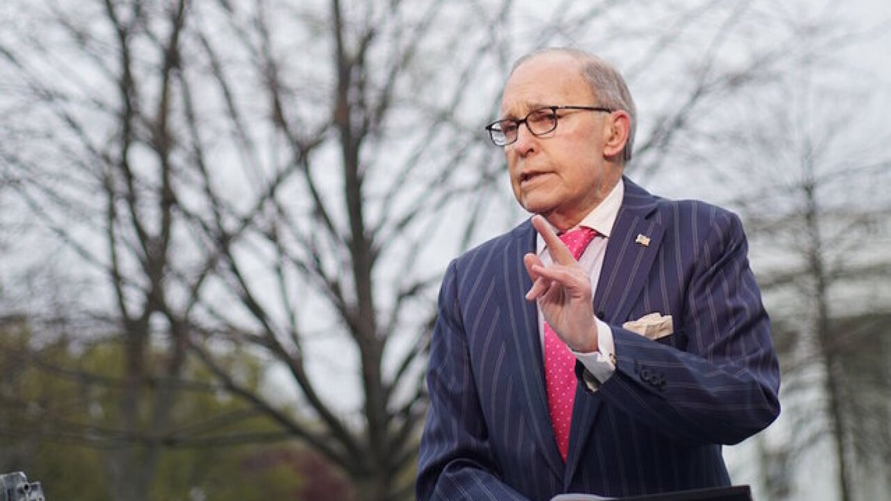 Trump's chief economic adviser Larry Kudlow has been discharged from hospital after heart attack