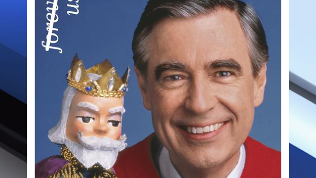 Mister Rogers is coming to post offices near you