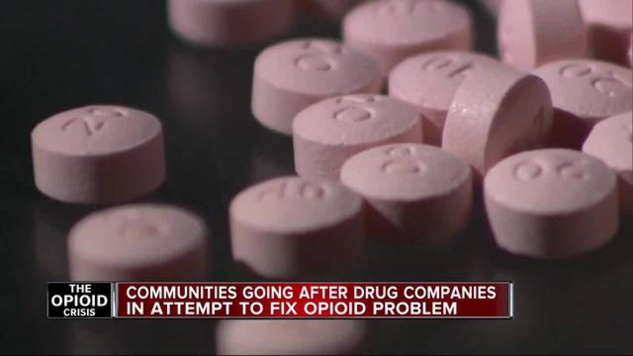 Opioid crisis weighs heavy on local governments