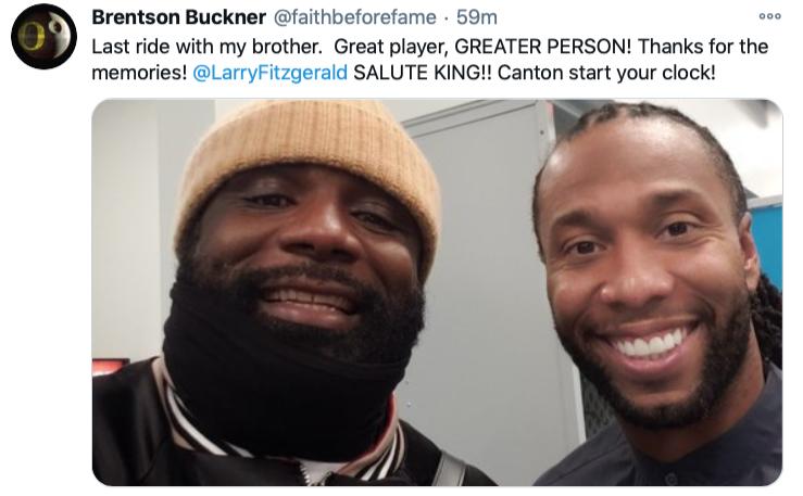 Buckner tweet1