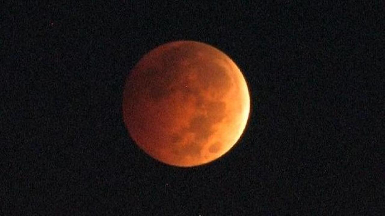Rare supermoon lunar eclipse will have you seeing red very soon