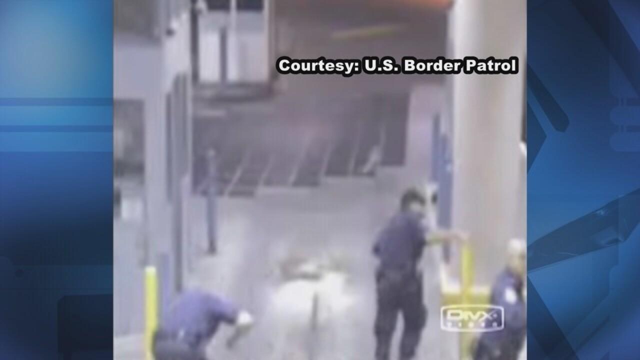 Prosecutors won't dispute teen throwing rocks