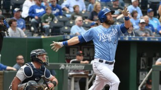 Royals out-slug Tigers 10-6; four of KC's nine wins have come against Detroit