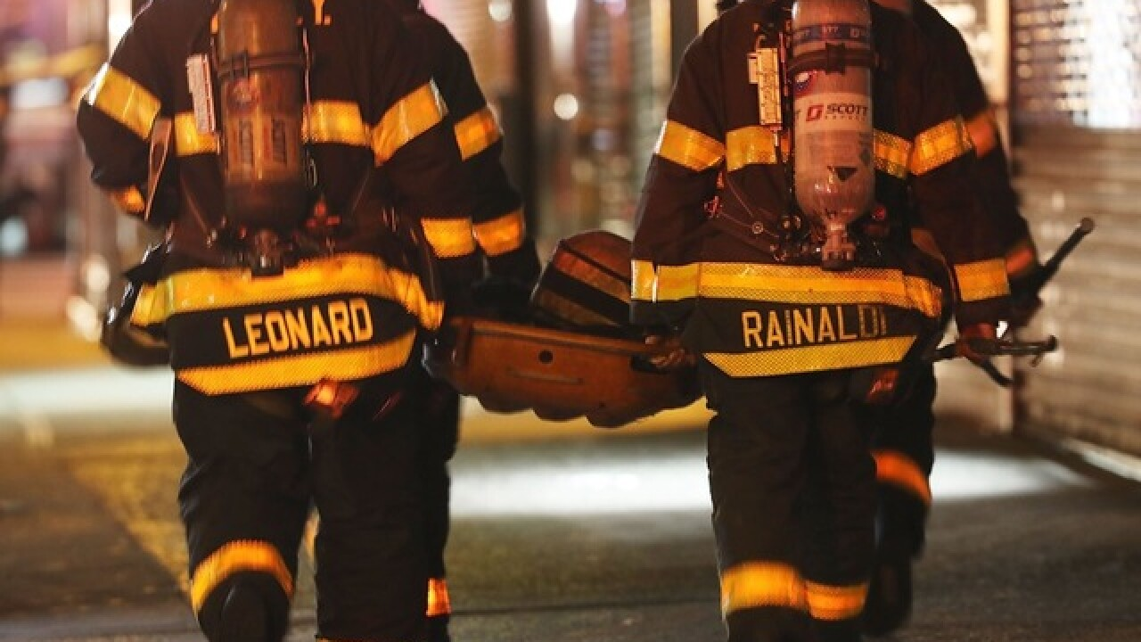 FDNY: 25 hurt in possible explosion in New York