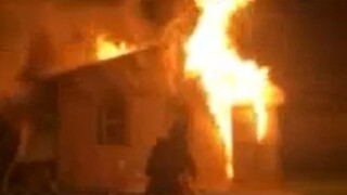 CCFD investigating massive garage fire