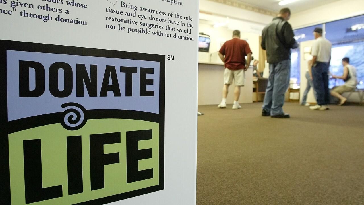 Donate Life Lifebanc