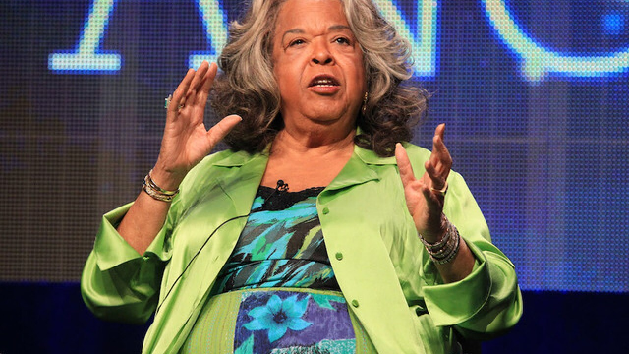 Actress & Singer Della Reese Dies