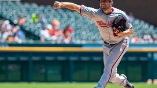 Max Scherzer strikes out 14 as Nationals top Tigers