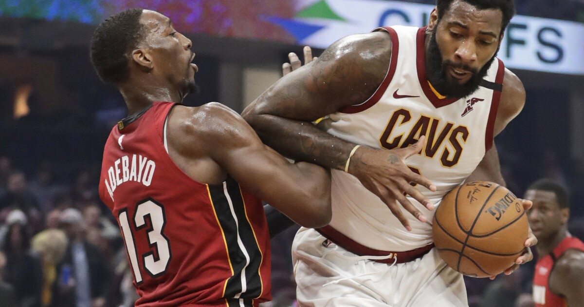 Injury-riddled Cavaliers to dress nine players against Jazz