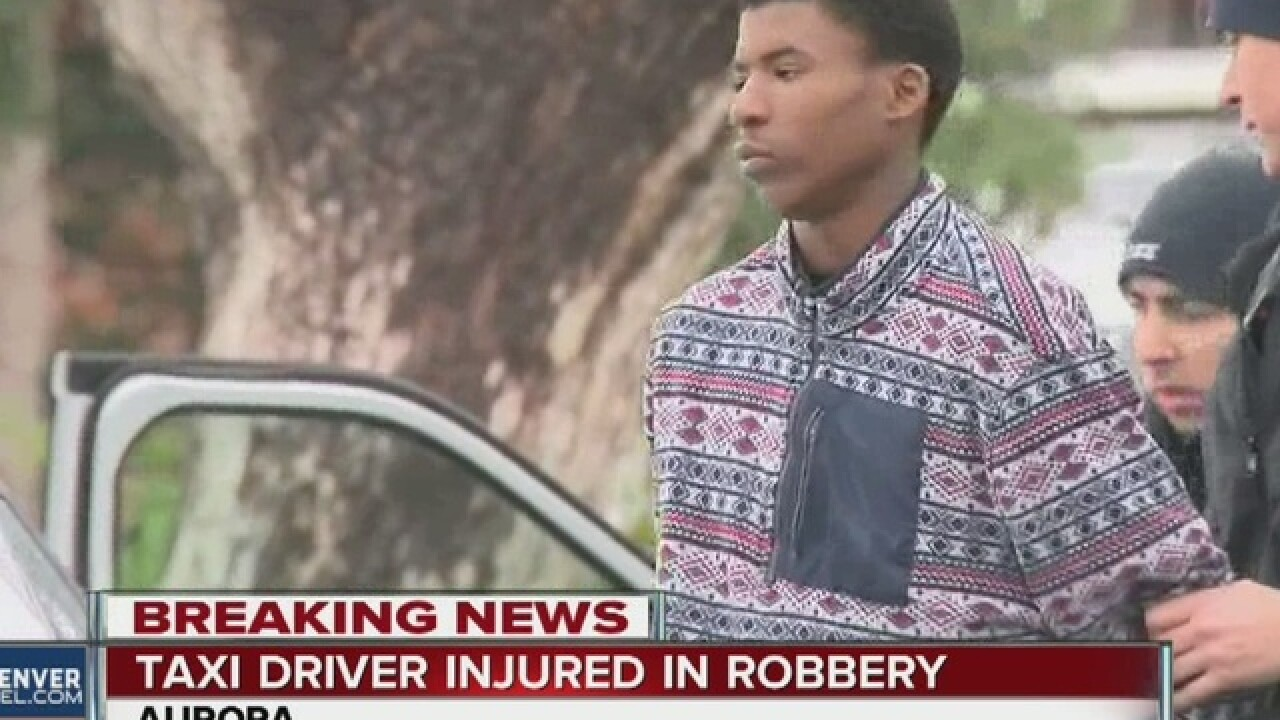 PD: Robbery near Chambers & Smith, avoid area