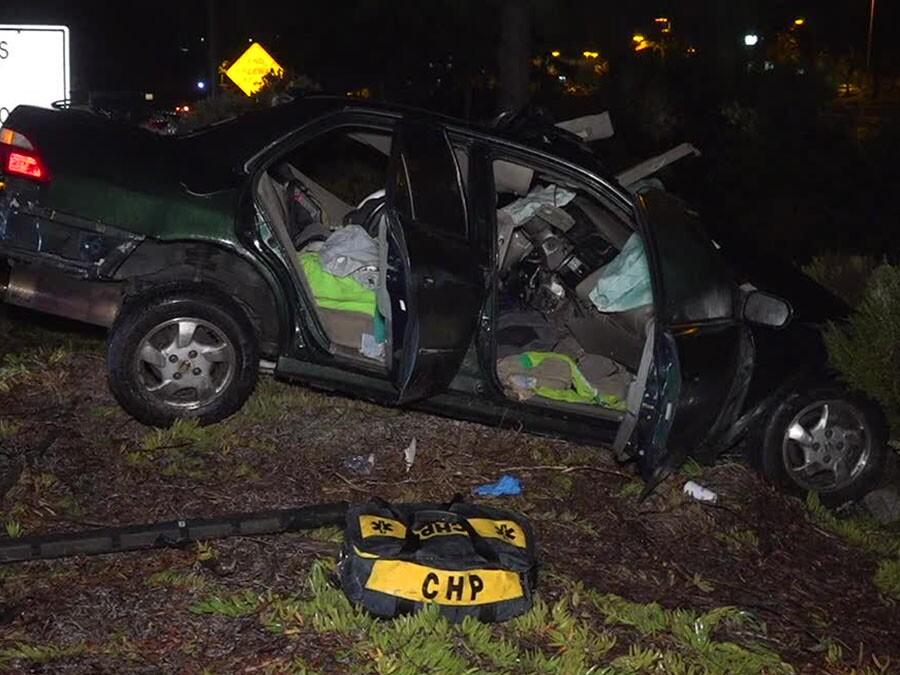 Oceanside fatal crash sr-78 Nov. 29, 2018