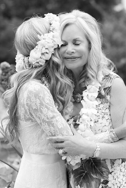 Annabel & Mom