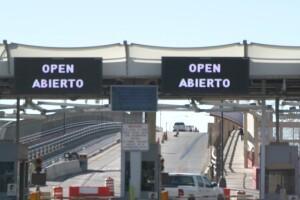 El Paso immigraiton border crossing