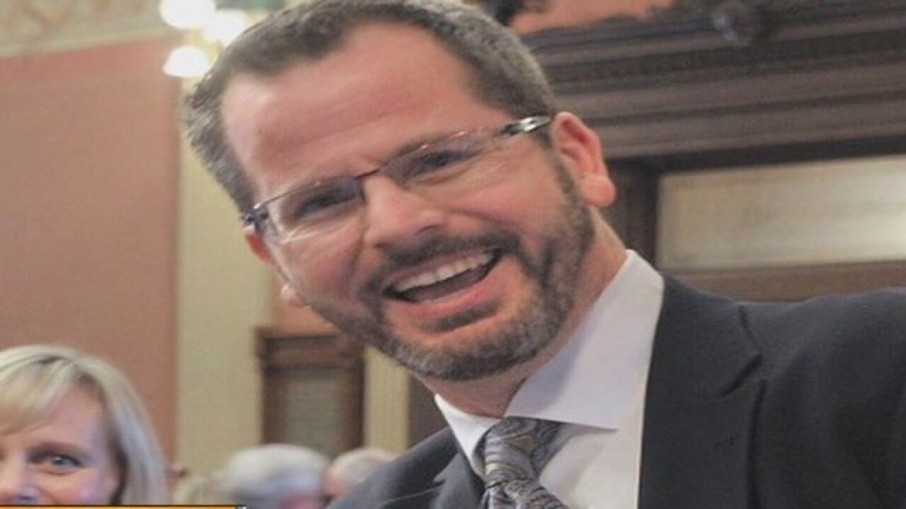 Todd Courser to stand trial aftersex scandal