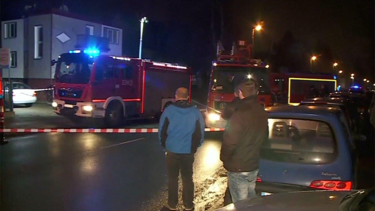 Five Teens Die In Poland Escape Room Blaze-8574