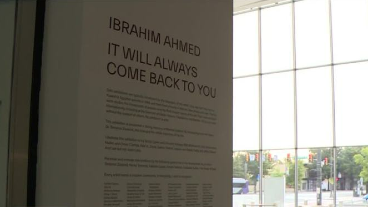New VCU art exhibit features artists from various countries