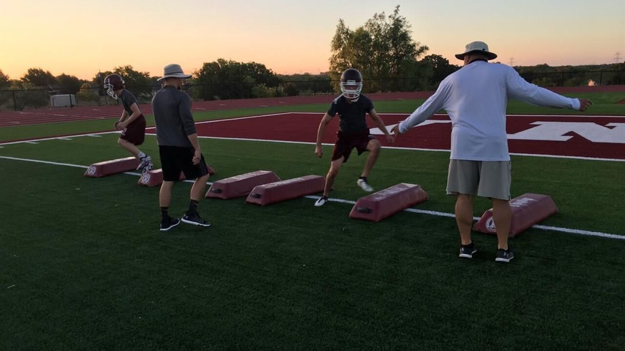 Riesel relying on veterans to make a leap