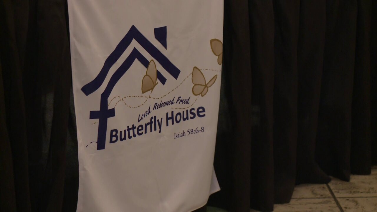 Virginia Beach-based nonprofit hosts fundraiser to support victims of sextrafficking