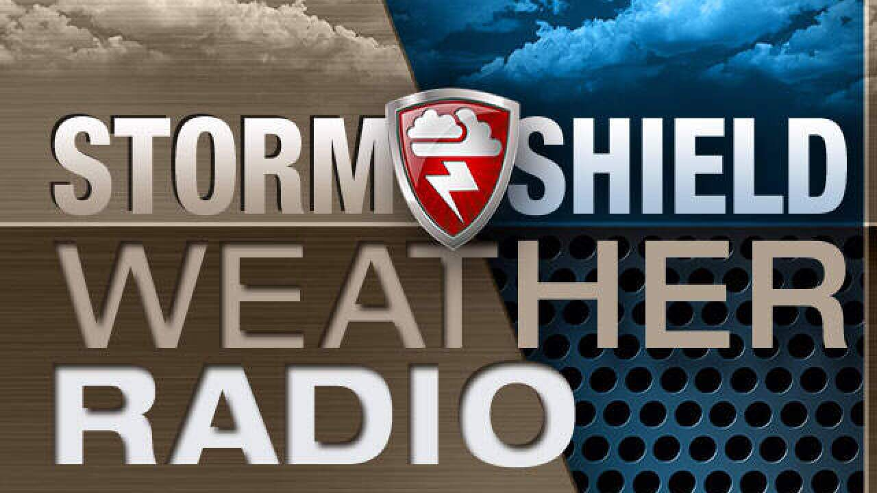 Storm Shield alerts you about severe weather