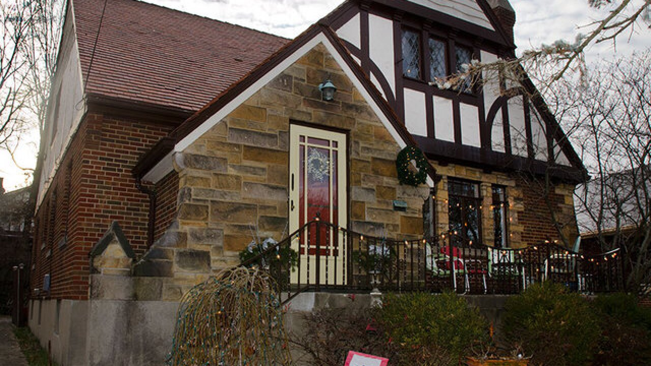 Home Tour: Smitten by West Price Hill Tudor