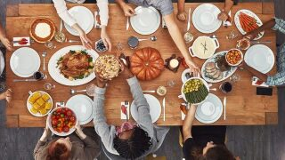 A new survey reveals the lost popular items at the Thanksgiving dinner table