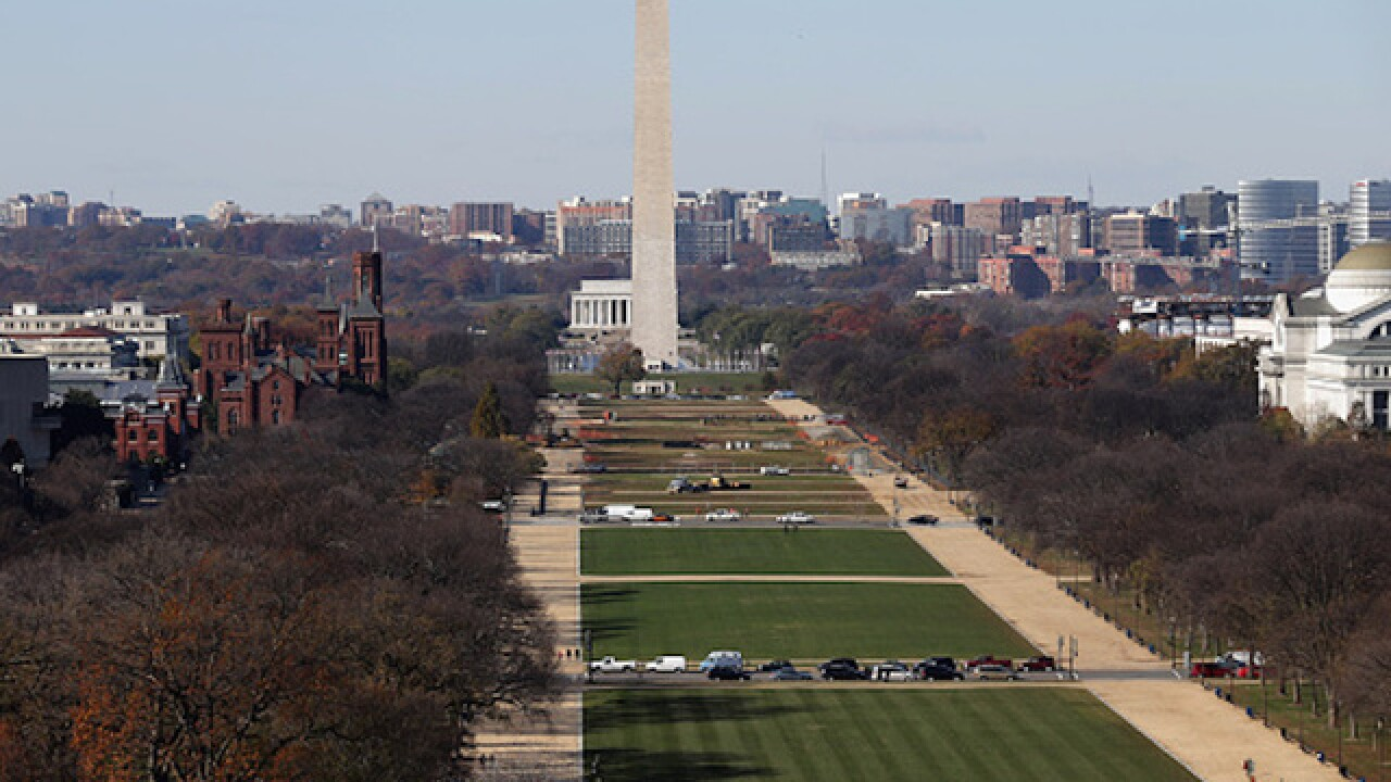 Police: 'No threat' following hazmat scare in DC