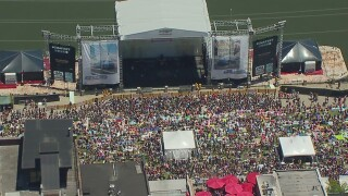 CMA Fest Continues With Free Concerts