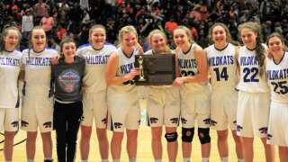 State A girls: Columbia Falls claims 3rd over Laurel in thriller