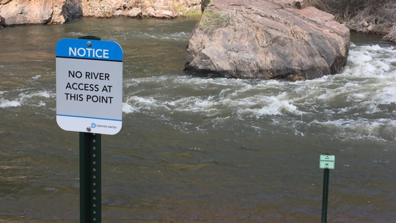 Waterton Canyon reopens 7 days a week