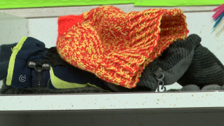 Hundreds of winter hats donated to Helena Public Schools