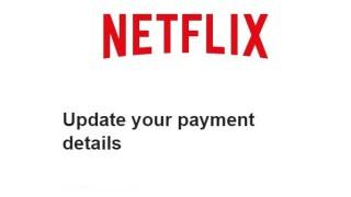 New Netflix Scam