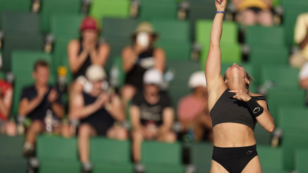 US Track Trials Athletics