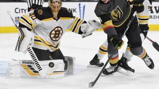 Boston Bruins v Vegas Golden Knights