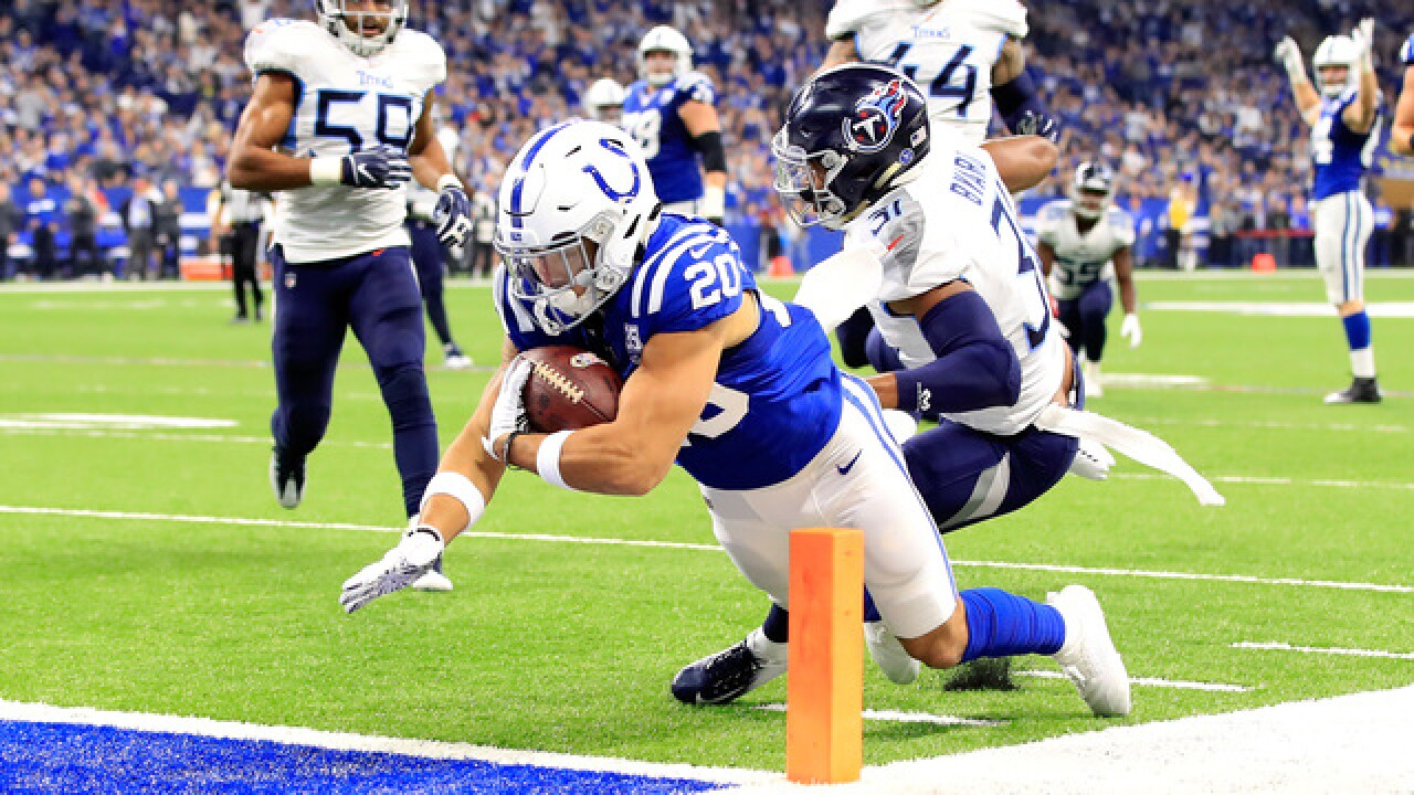 Layman: Luck Returns With A Vengeance As Colts Pound Titans
