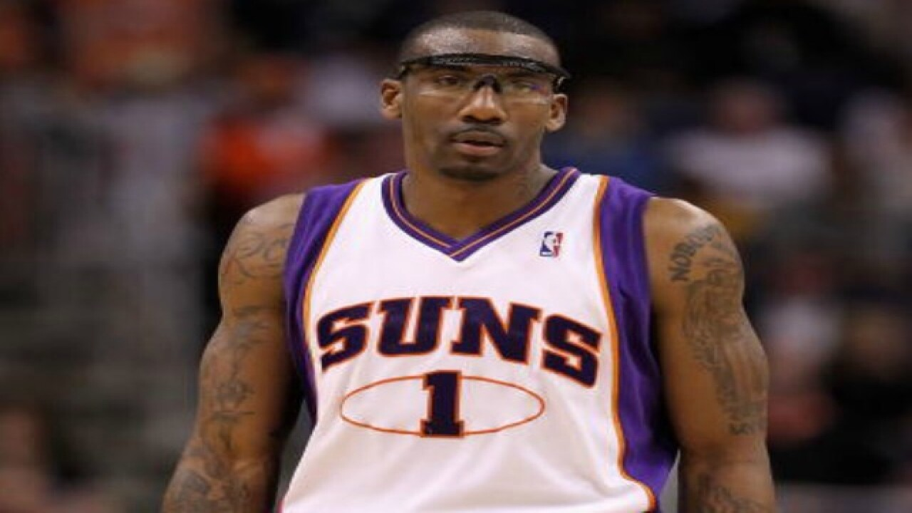 c2d584c51701 Former Phoenix Suns star forward Amar e Stoudemire announces retirement --  as a member of the Knicks