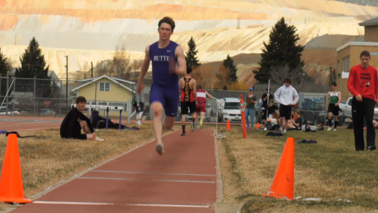 Butte's Tommy Mellot, multiple state-best marks highlight Swede Dahlberg Invitational