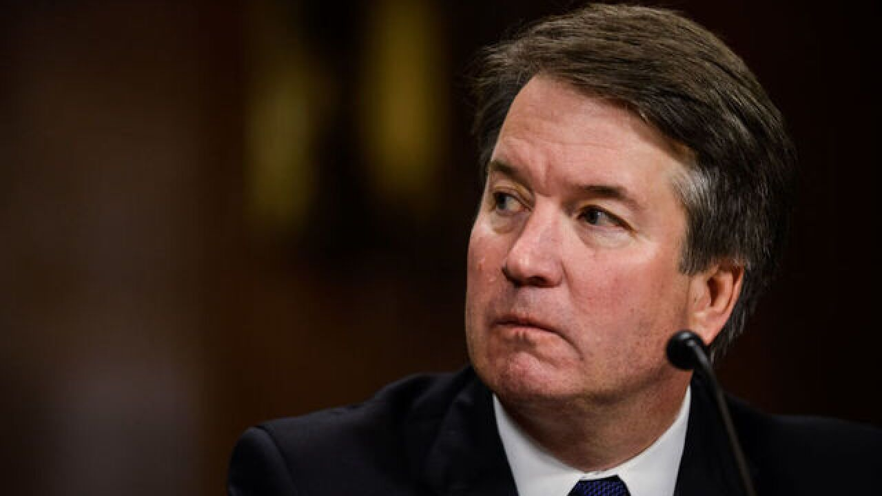 GOP chairman refers Kavanaugh accuser for criminal probe