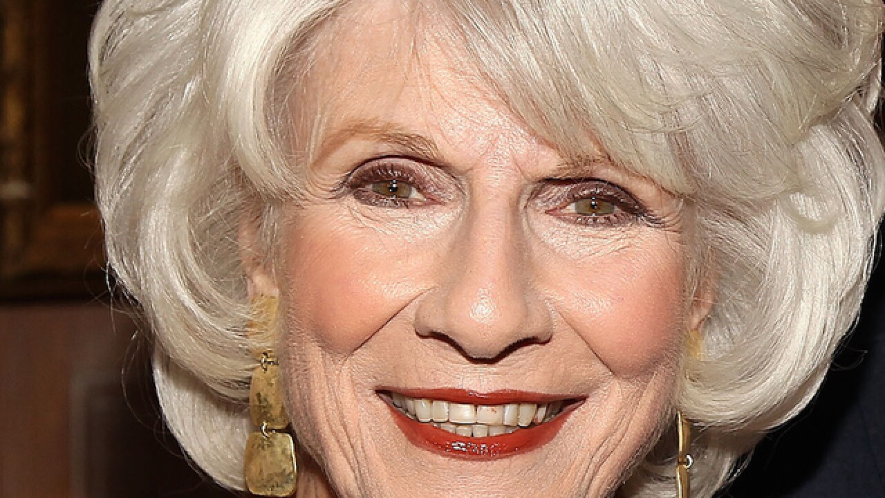 Diane Rehm says goodbye after decades in radio