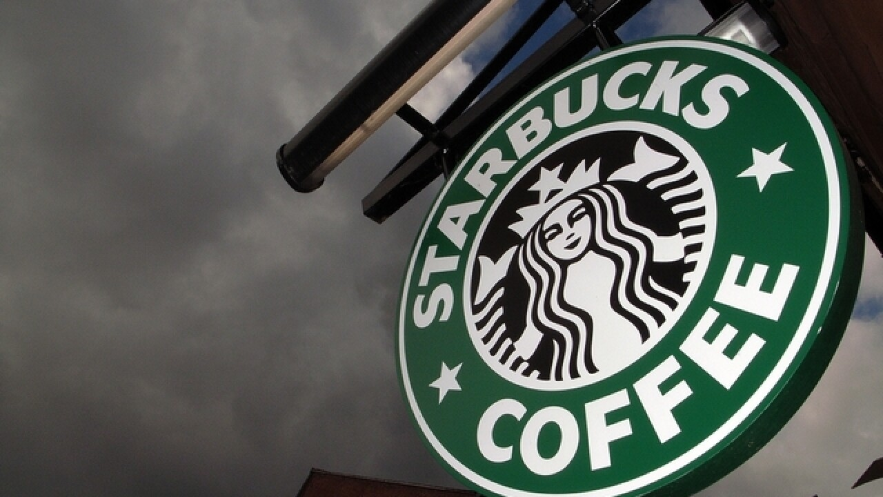 Starbucks issues recall of stainless steel straws