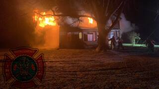 North Lawrence fire