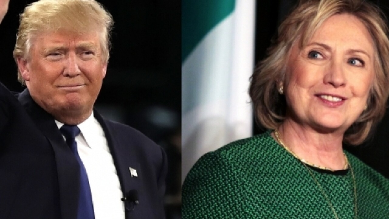 Northeast Super Tuesday: Trump, Clinton win big