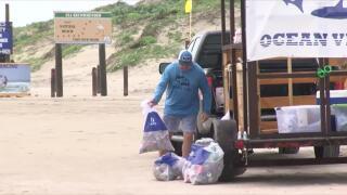 Padre Island National Seashore needs help with beach cleanups