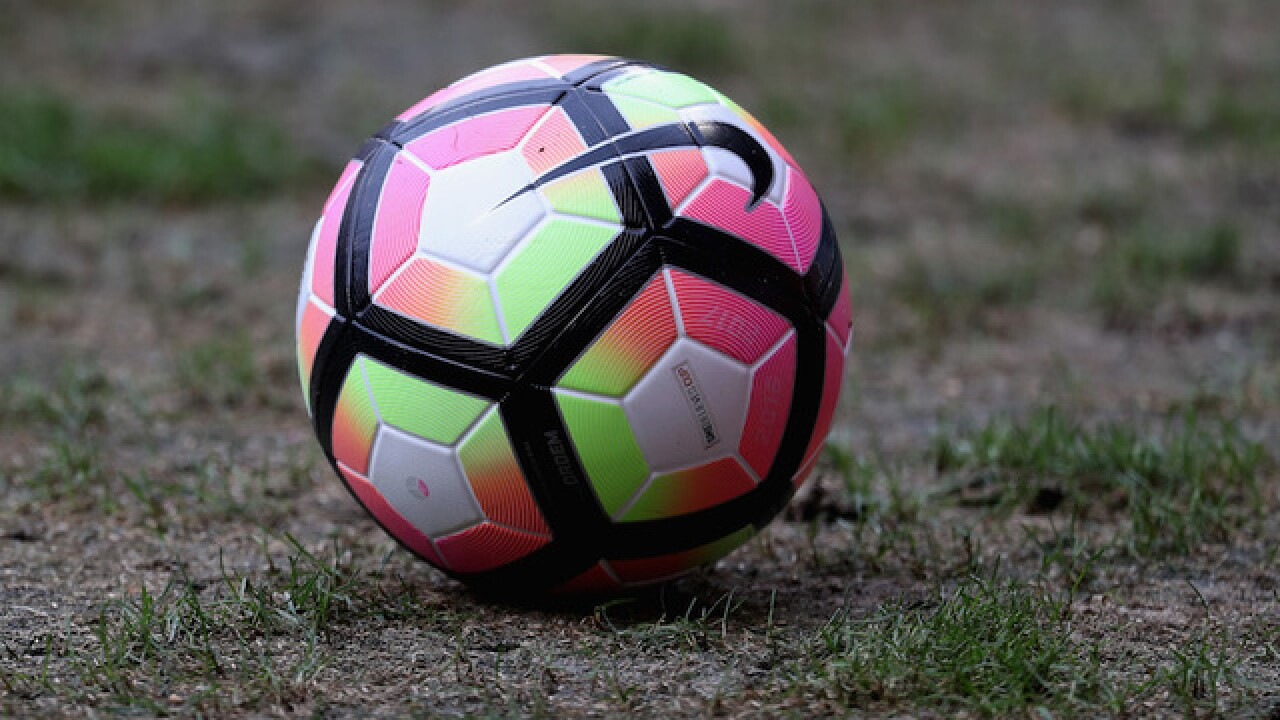 Boy, 13, dies after collapsing at soccer game in California