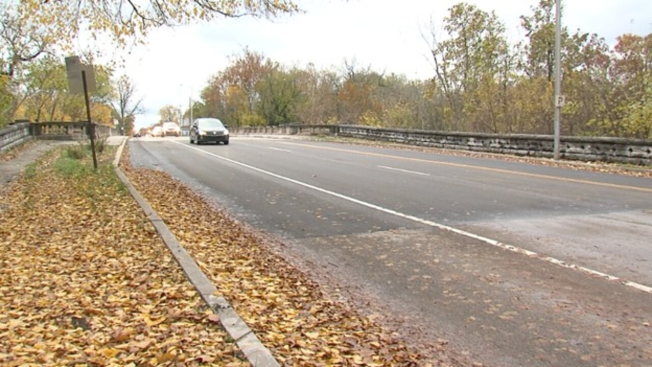 College Avenue bridge opens ahead of schedule