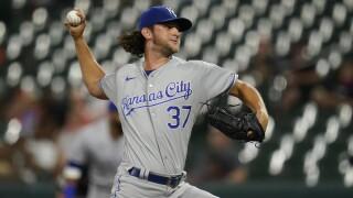 Royals Orioles Baseball Jackson Kowar