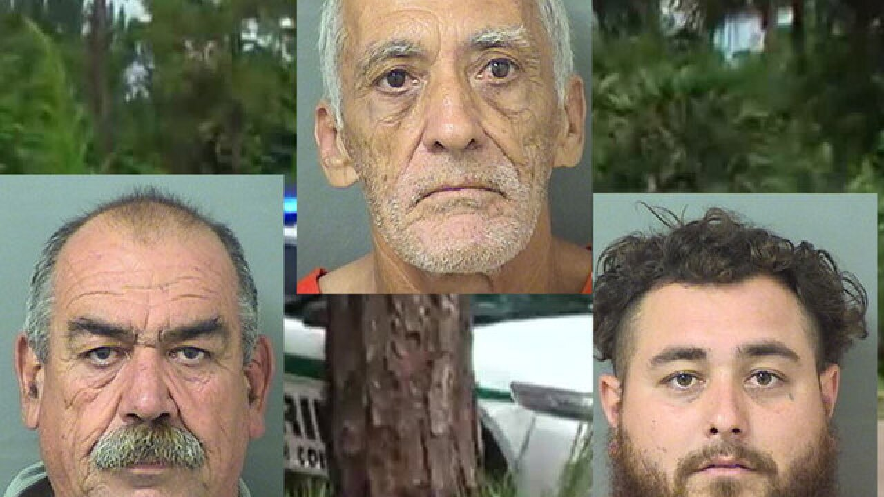 Three arrested in suspected illegal Loxahatchee Groves slaughterhouse