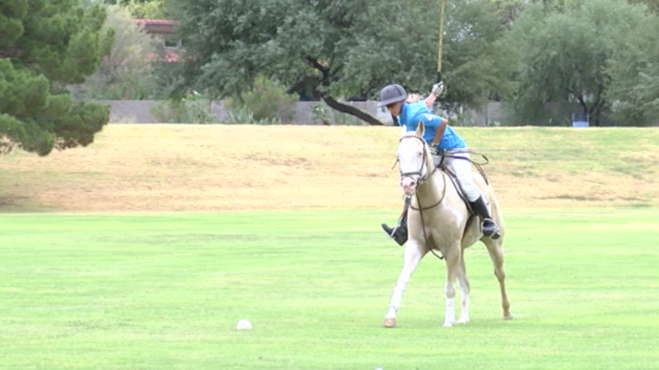 History! Scottsdale hosts 1st female polo match