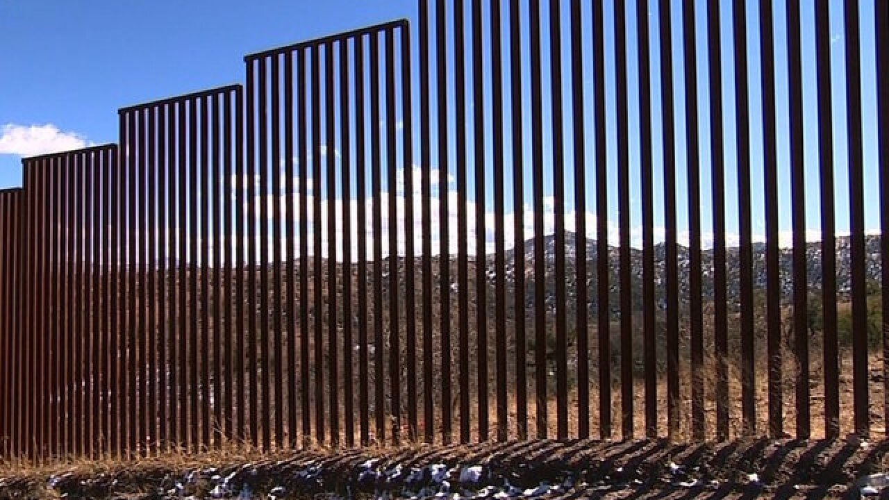 Trump's border wall may be shorter than first advertised
