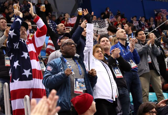Mission Accomplished: USA Women Top Canada For Olympic Hockey Gold